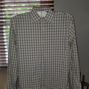 Banana Republic Plaid